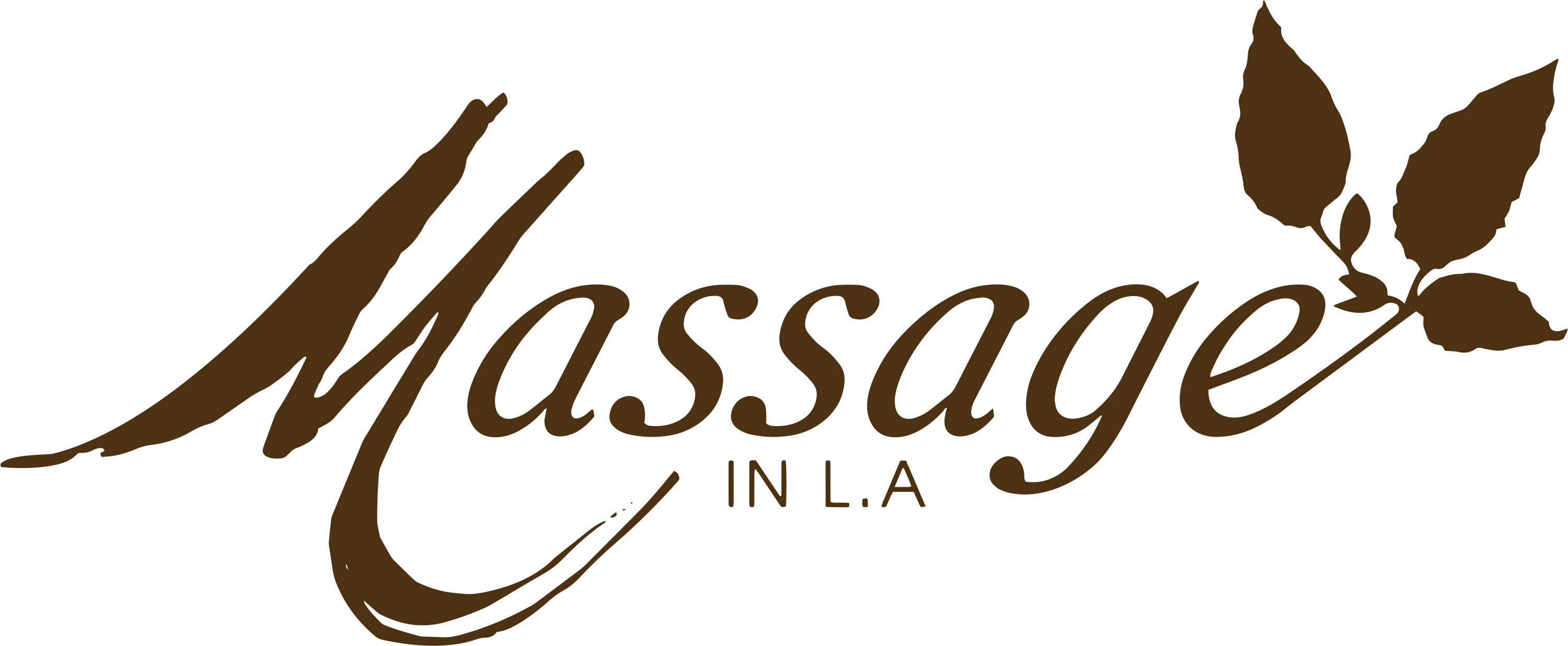 massage in Los Angeles